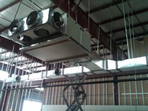 Air Handler Automation Control