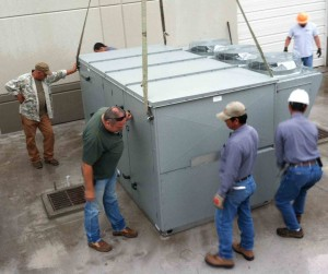 Houston Commercial HVAC Services