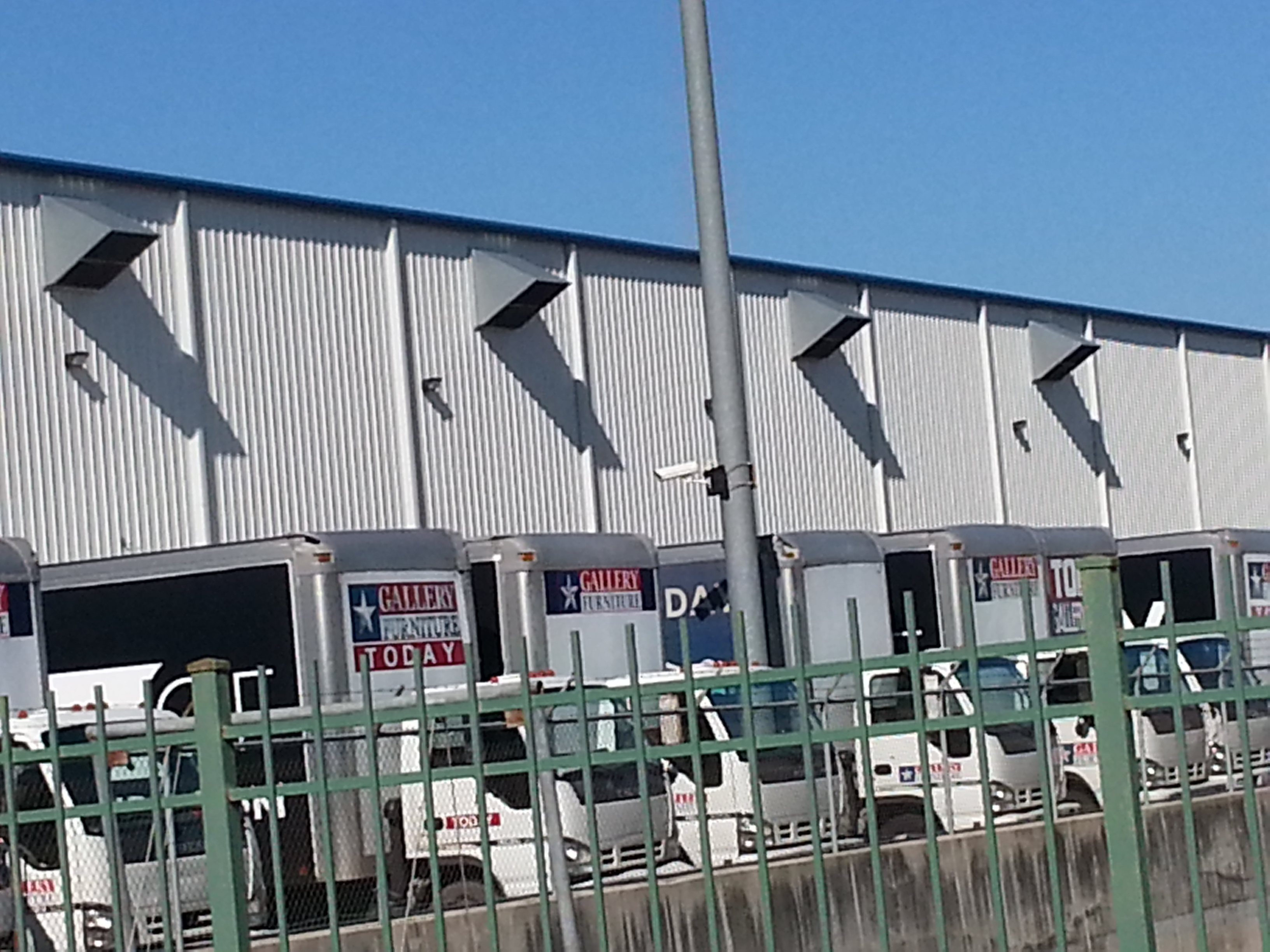 Houston Warehouse Fans – G & W Air Conditioning Services